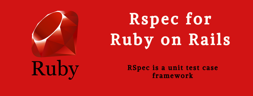 RSpec for ruby on rails