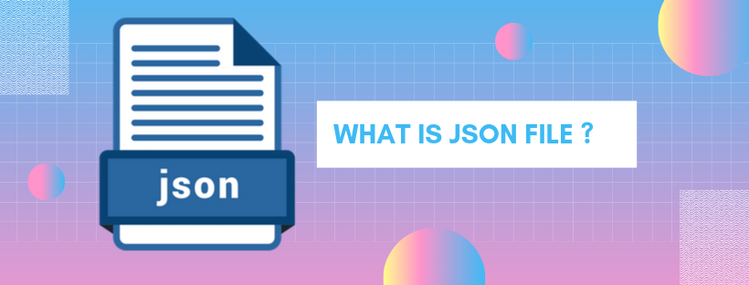 What is json file