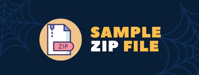 Sample ZIP File