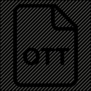 sample OTT File for Testing