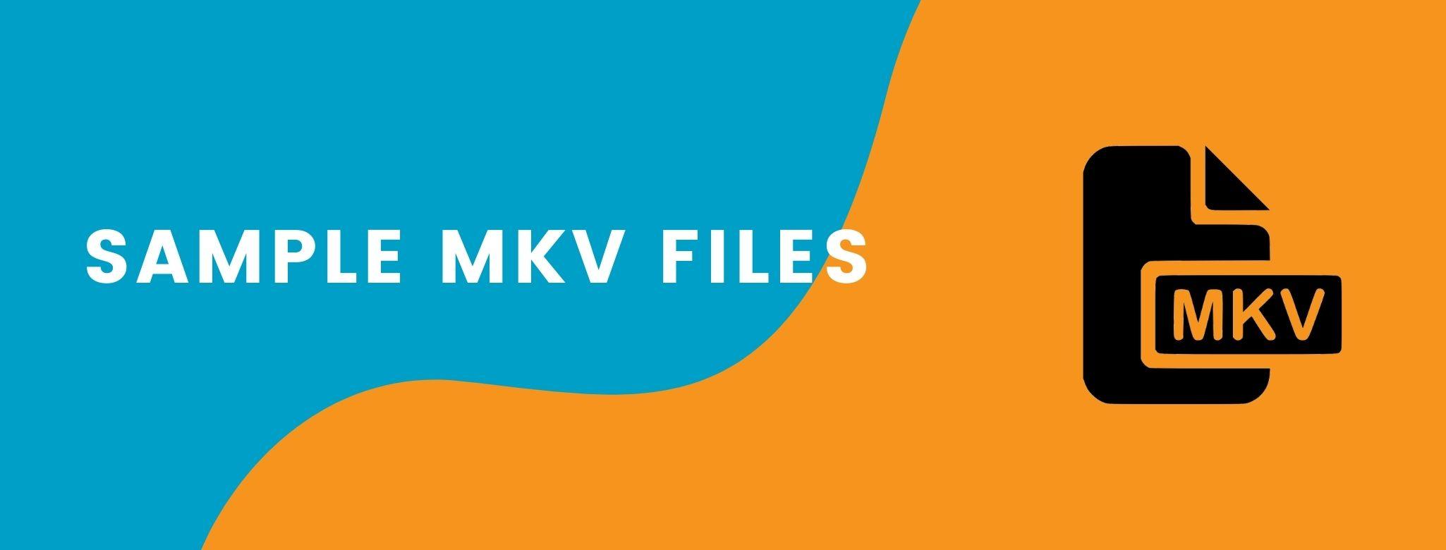 Sample MKV Files