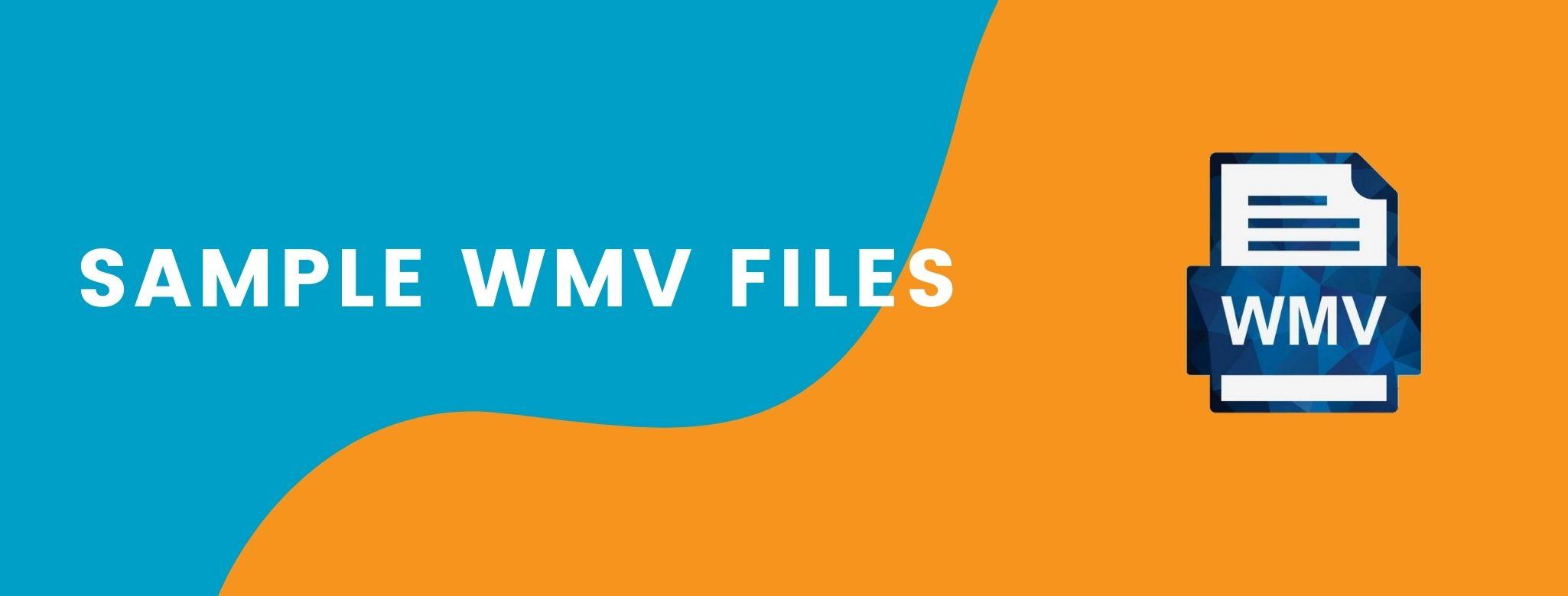 Sample WMV Files